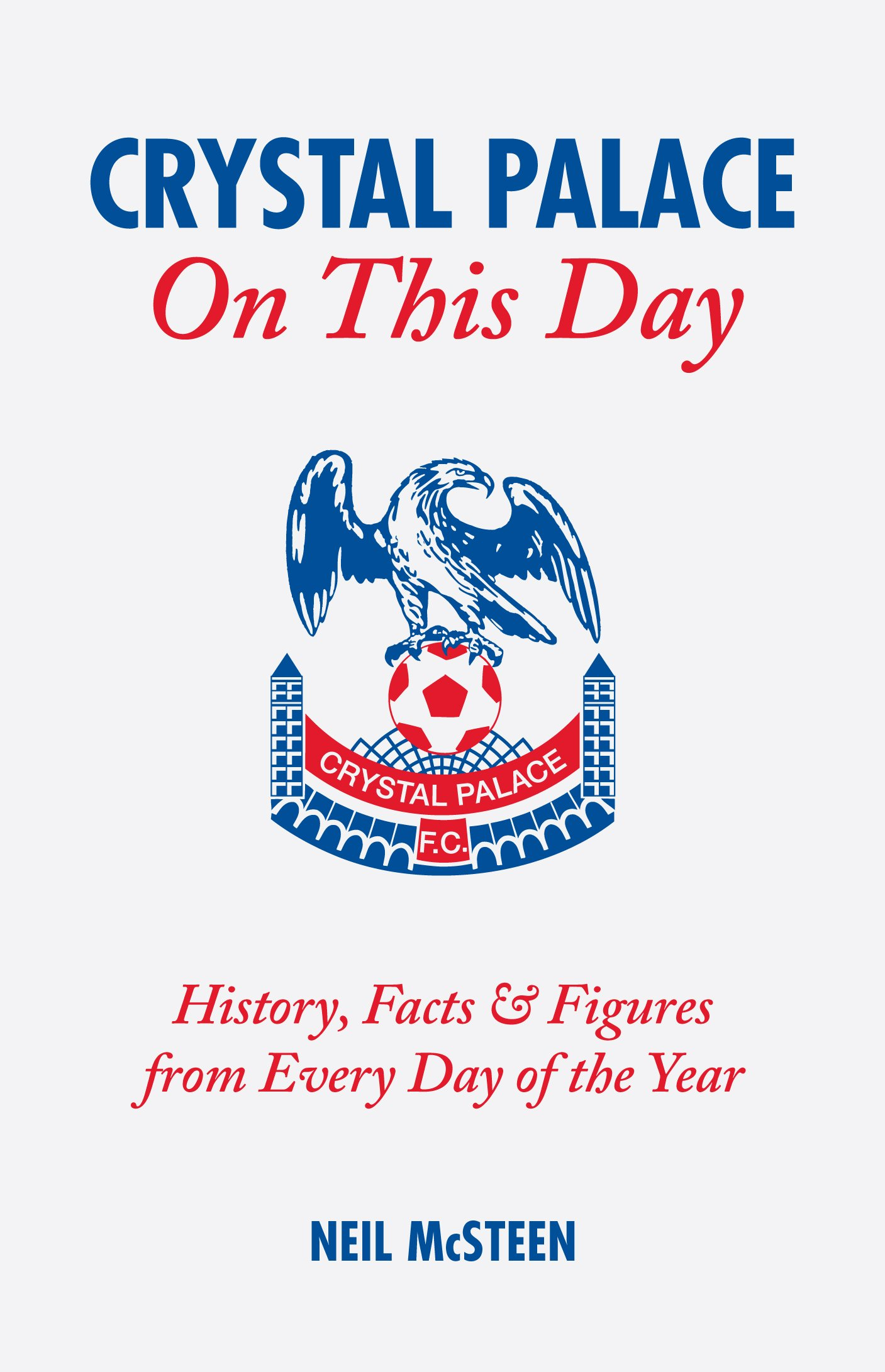 Crystal Palace On This Day History Facts Figures From Every Day Of The Year Mcsteen Neil 9781905411269 Amazon Com Books