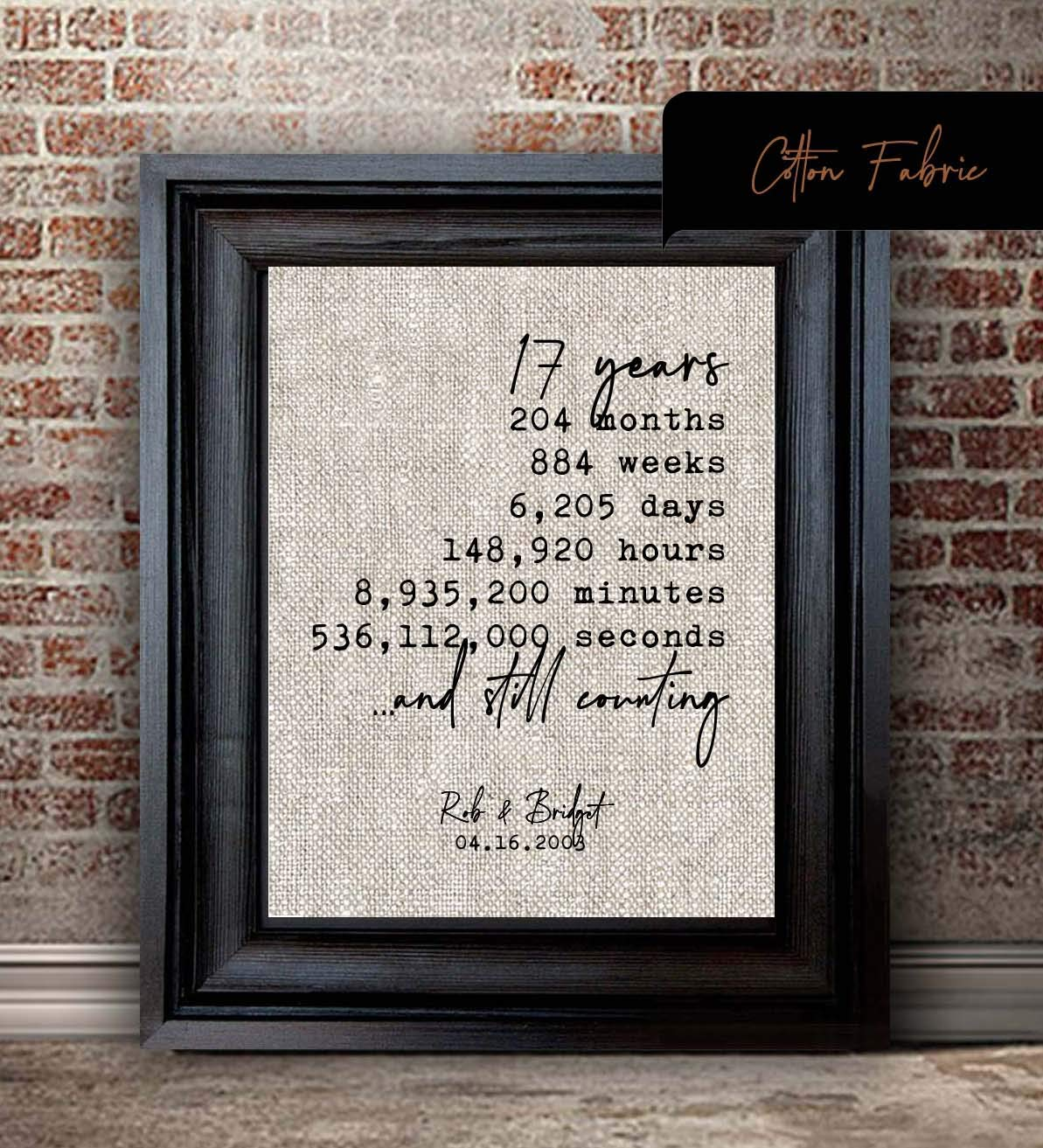Amazon Com 17 Year Anniversary Gifts For Parents Mom And Dad Anniversary Gift 17th Wedding Anniversary Gift For Mom And Dad Gift For Spouse Handmade