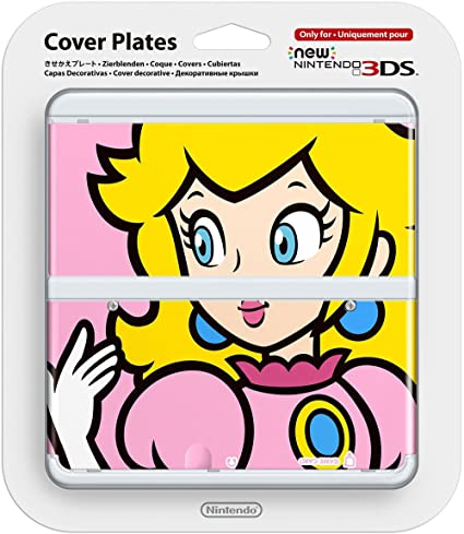 Nintendo - Cubierta Peach (New Nintendo 3Ds): Amazon.es ...