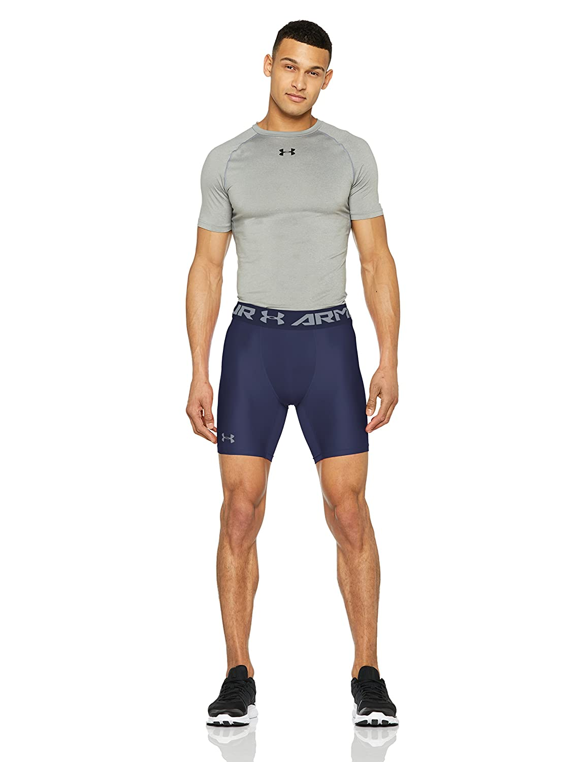 Pantaloncini Uomo Under Armour HG Armour 2.0 Comp Short