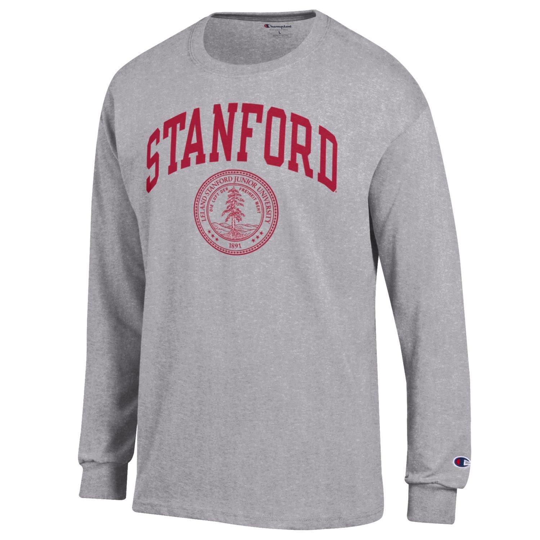 ce9b34c8c16 Stanford Cardinal Cardinal Basic Arch T Shirt Source · Amazon com Shop  College Wear Stanford Cardinals Men s Champion