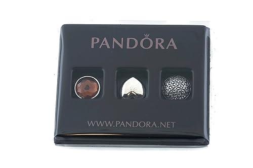 38a4305bf Pandora Bead 792091GR Woman Set Petites January: Amazon.ca: Jewelry