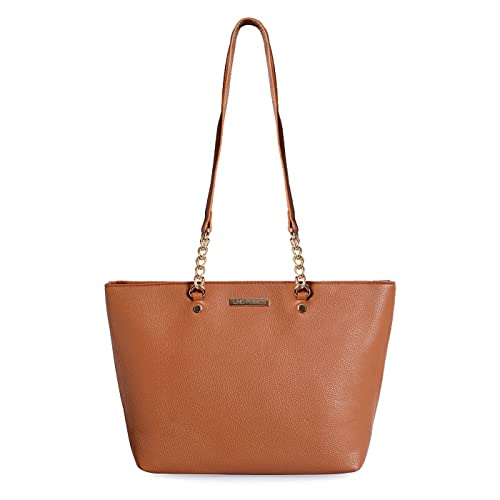 abdedc8e989b Lino Perros Women's Handbag (Orange): Amazon.in: Shoes & Handbags