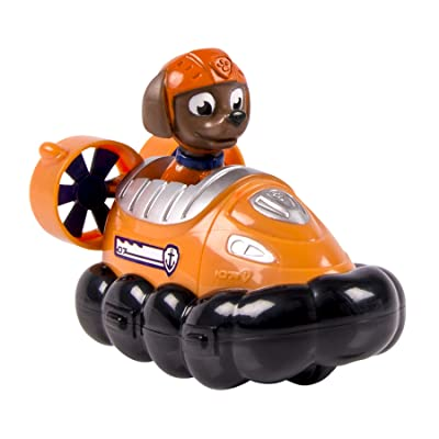 Nickelodeon, Paw Patrol Racers - Zuma: Toys & Games
