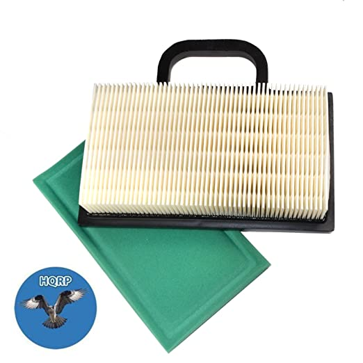HQRP - Cartucho de filtro de aire w/pre-cleaner para John ...