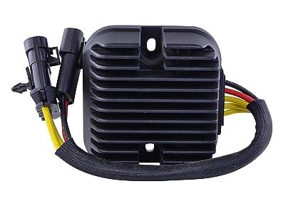 STAGE 1-2012-2016 Polaris RZR 900/1000 Mosfet Voltage Regulator Performance  Black Edition Upgrade Kit OEM Repl # 4013978 4015816