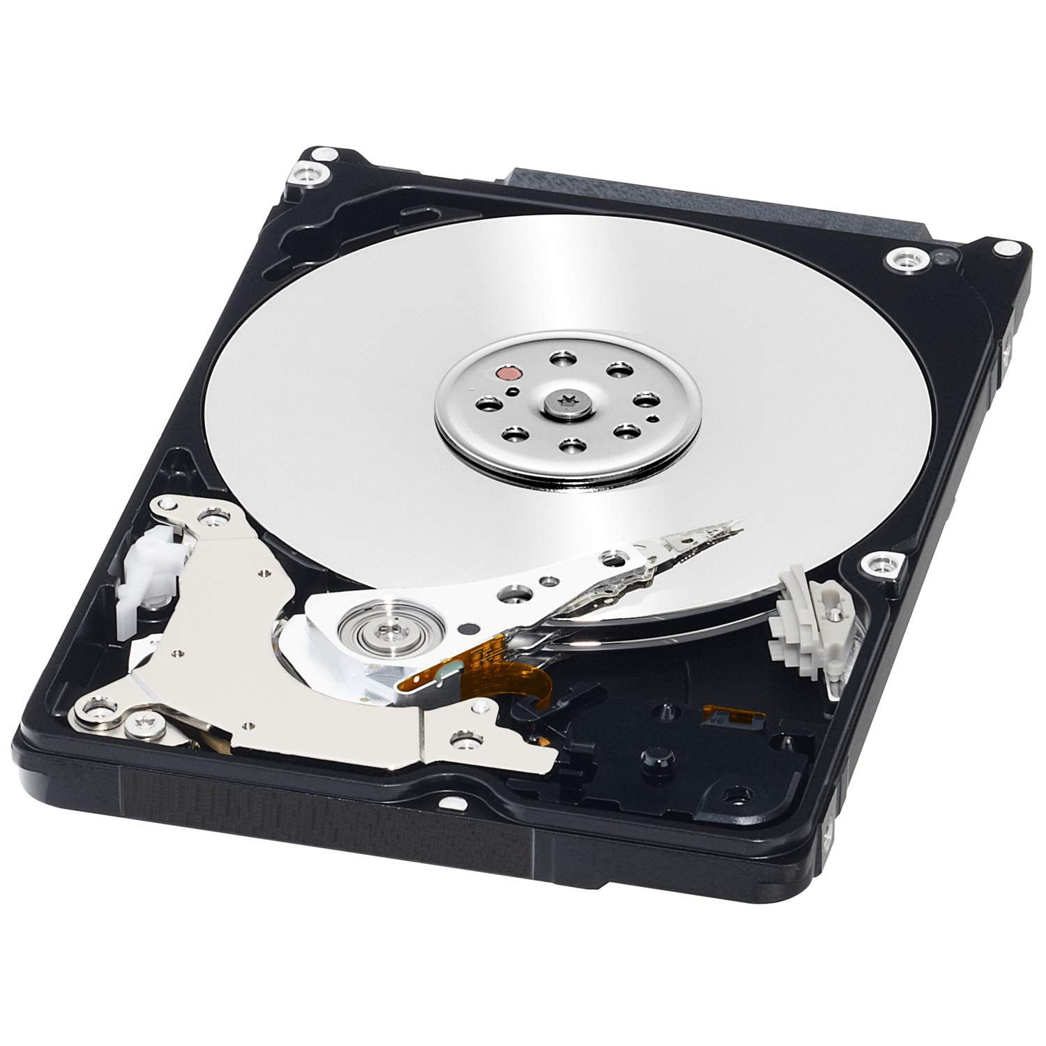 WD Black 1TB Performance Mobile Hard Disk Drive - 7200 RPM SATA 6 Gb/s 32MB Cache 9.5 MM 2.5 Inch - WD10JPLX by Western Digital (Image #6)