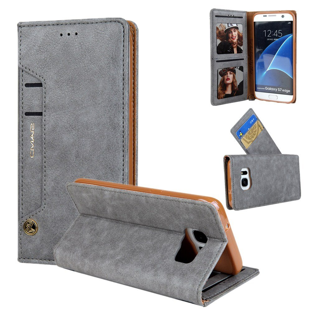 Hulorry Galaxy S9 Plus Case Wallet Shockproof, Wallet Case Heavy Duty Shockproof Card Holder Case Dual Layer Design with Card Slot & Cash Premium PU Leather for Samsung Galaxy S9 Plus