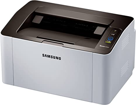 Samsung Xpress SL-M2022 - Impresora láser de 310 W, Blanco: Amazon ...