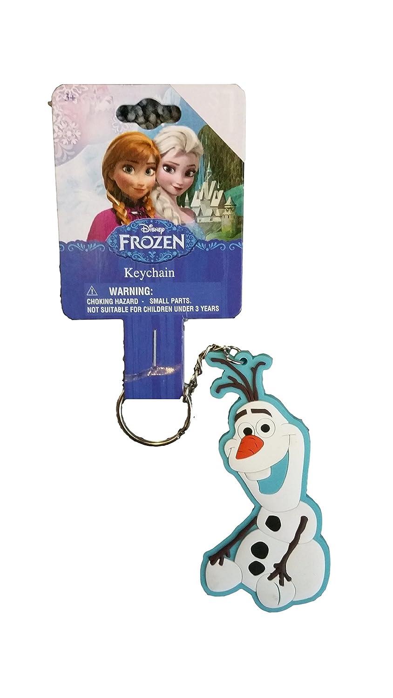 1 x Disney Frozen Olaf llavero: Amazon.es: Oficina y papelería