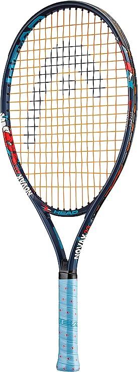 Head Novak 23 Raqueta de Tenis, Bebé-Niños, Azul: Amazon.es ...