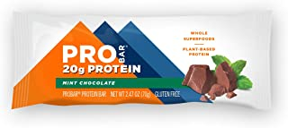 product image for Probar Organic Mint Chocolate Core Bar, 2.46 oz, 12 ct