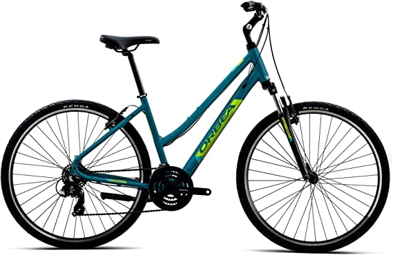 Orbea Comfort Bicicleta de trekking 32 7 marchas, 28 pulgadas ...
