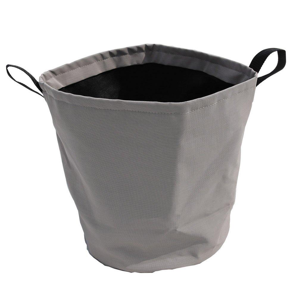 SORARA Round Plant Pot 14 Gallon Flower Plant Grow Bags Lightweight Breathable Aeration Fabric Pots, 16'' Dia. x 16'' H, Beige