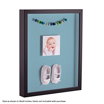 Amazon.com - ArtToFrames 16 x 20 Inch Shadow Box Picture Frame, with ...