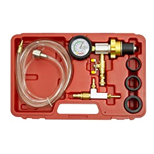 WIN.MAX Engine Cooling System Vacuum Purge & Refill Kit Set Universal Pro Tools