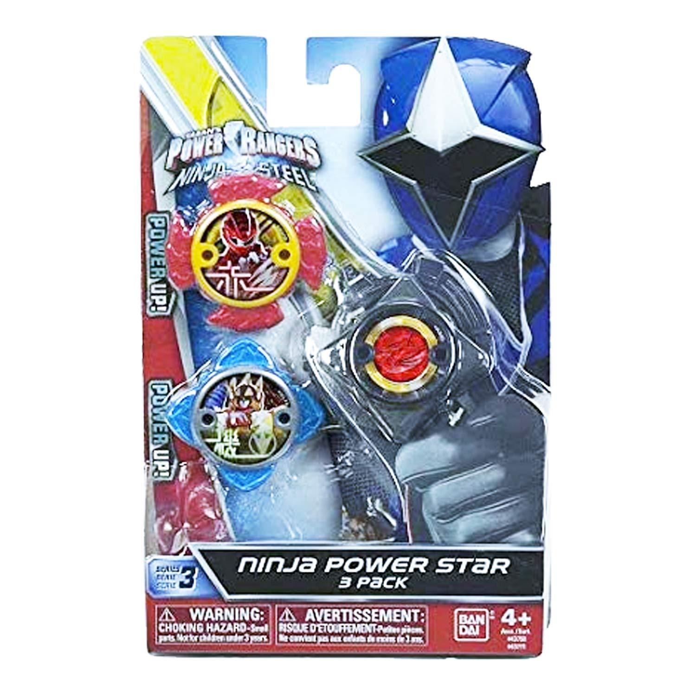 Power Rangers Pack de Estrellas 43771: Amazon.es: Juguetes y ...