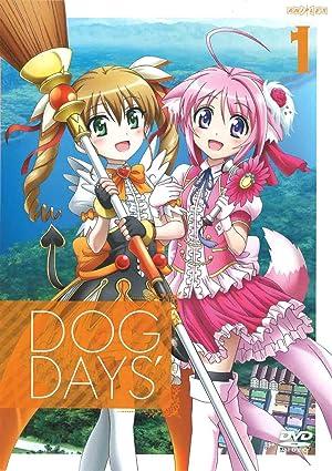 DOG DAYS'  DVD