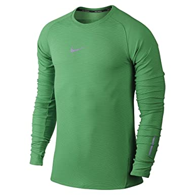 nike running shirt long sleeve