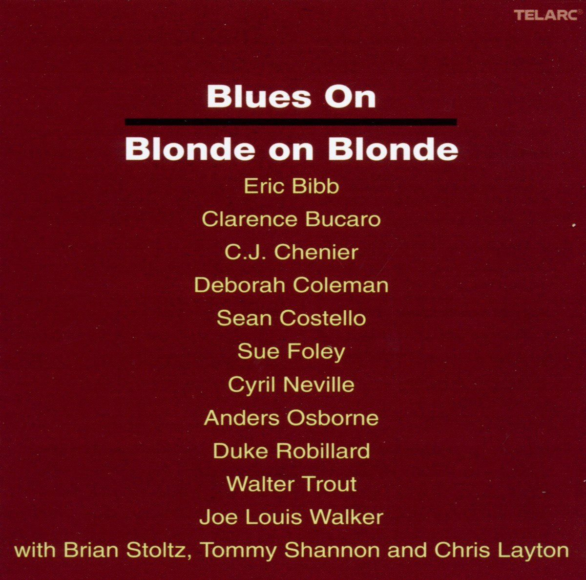 Various Artists Blues On Blonde On Blonde Amazon Music