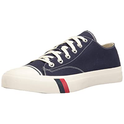 PRO-Keds Men's Royal Lo Classic Canvas | Fashion Sneakers