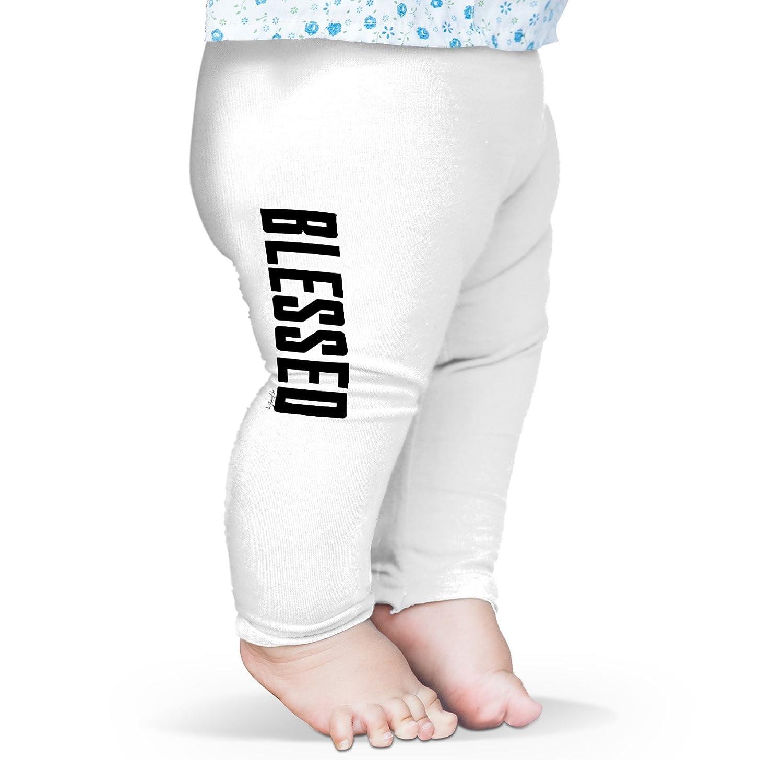 Twisted Envy Alphabet Monogram Letter Z Baby Novelty Leggings