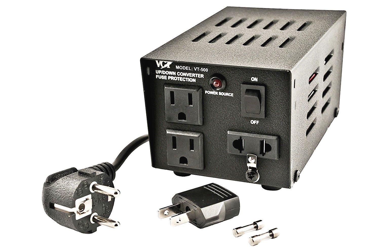 220V 240v to 110V 120v Volt Voltage Transformer: Amazon.com