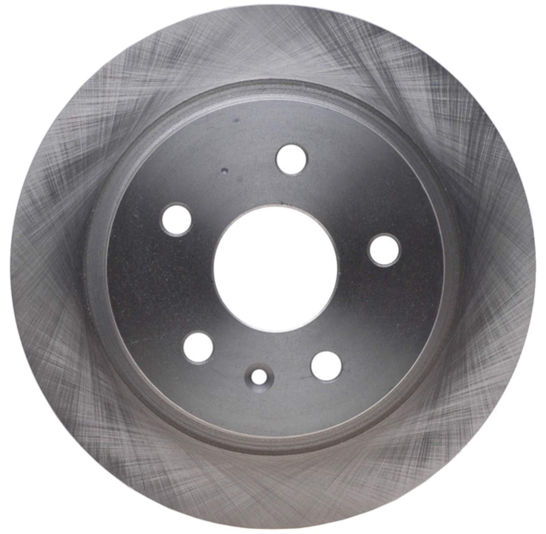 Magneti Marelli by Mopar 1AMR20331A Rear Disc Brake Rotor