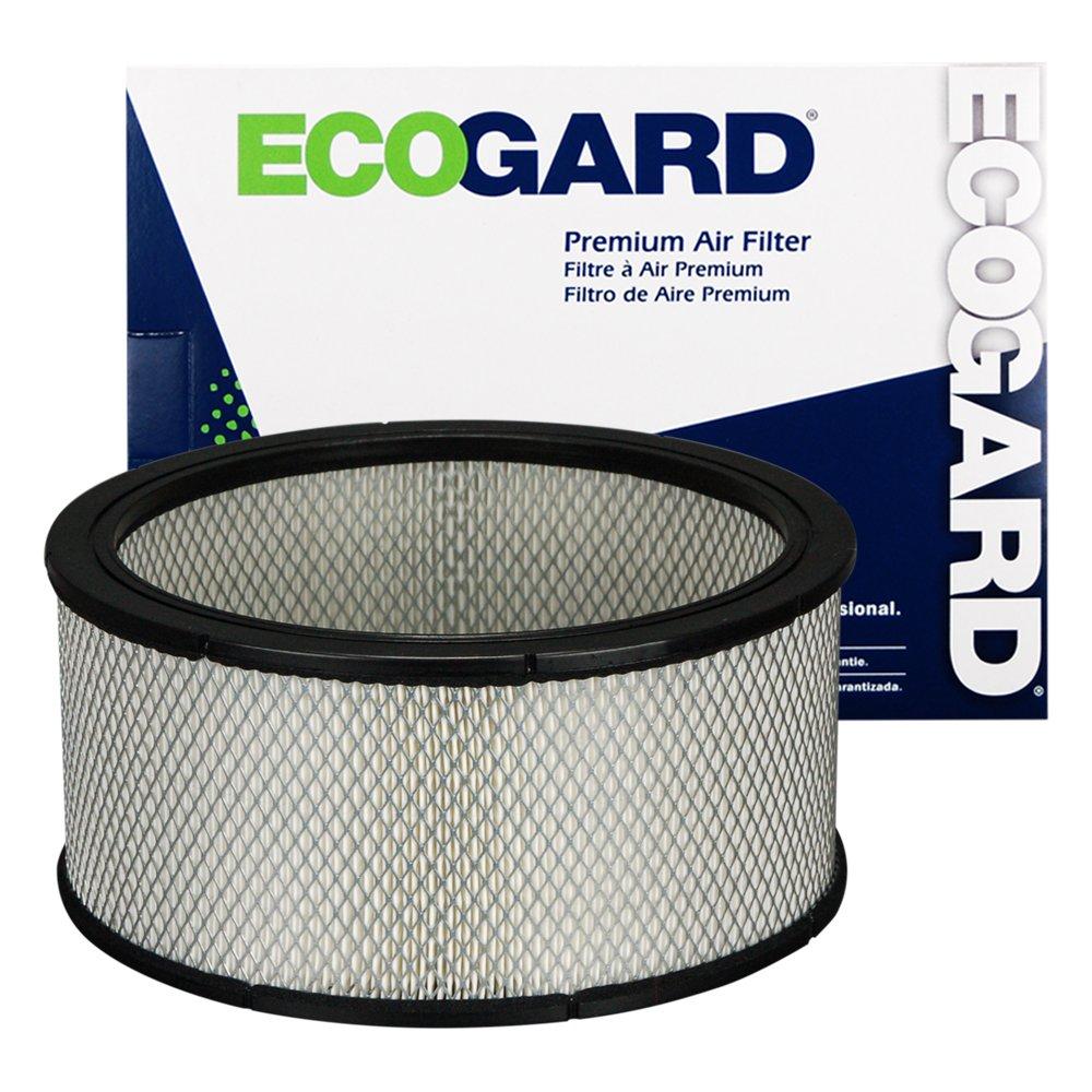 ECOGARD XA3384 Premium Engine Air Filter Fits Chevrolet C10 5.0L 1981-1986, K10 5.0L 1981-1986, K20 5.7L 1981-1986, C20 5.7L 1980-1986, P30 5.7L 1980-1988, P30 7.4L 1980-1989, C30 5.7L 1981-1986
