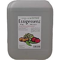 Essig-Schleicher Essenz 25 Prozent Säure, 10,15kg Kanister