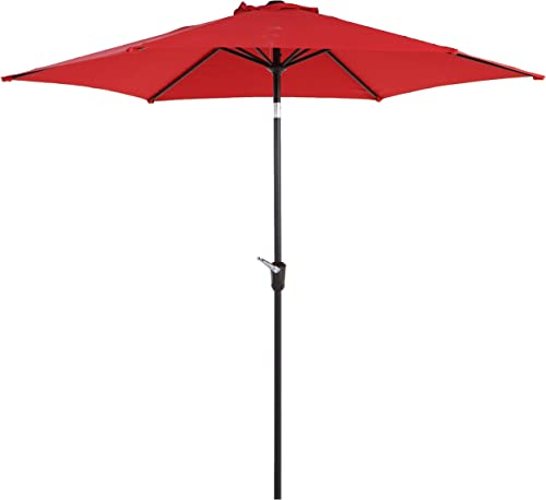 Grand Patio 9 FT Aluminum Patio Umbrella