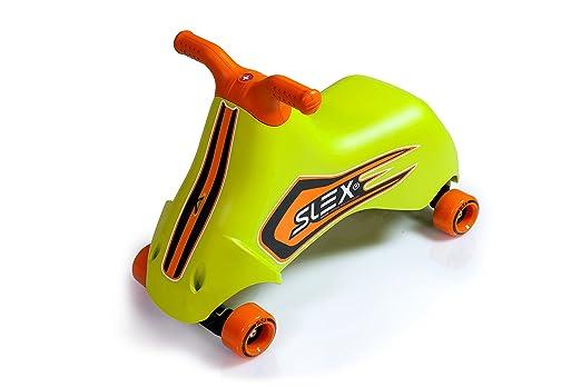 SLEX Porteur Racer dès 2 Ans, Kart à Roues pour Enfant - véhicule pour  Enfant (Vert)  Amazon.fr  Jeux et Jouets 94bac1d932e