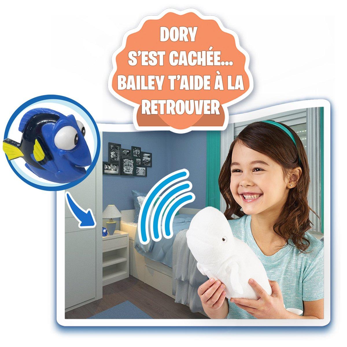 Importado de Francia Mascotas electr/ónicas Bailey y Dory Buscando a Dory Bandai 36560 -