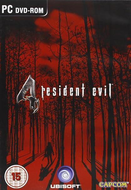 Resident Evil 4 (PC DVD) [Importación inglesa]: Amazon.es: Videojuegos