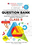 Oswaal CBSE Question Bank Class 9  English Language and Literature Chapterwise and Topicwise (For March 2019 Exam)