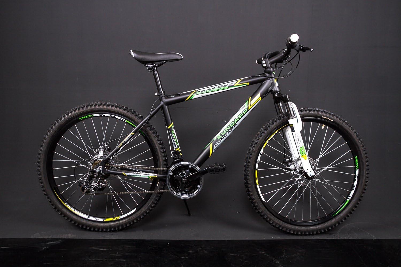 26 pulgadas MTB Mountain Bike Bicicleta de cross con Zündapp ...