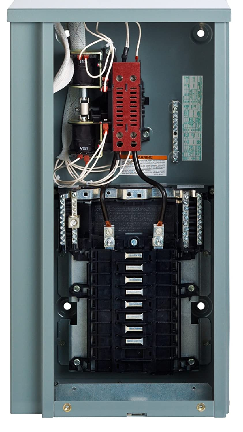 Kohler Automatic Transfer Switch Wiring Diagram Basic Schematic 4cm21 Generator Amazon Com 20rescl 200sels Air Cooled Standby Ignition