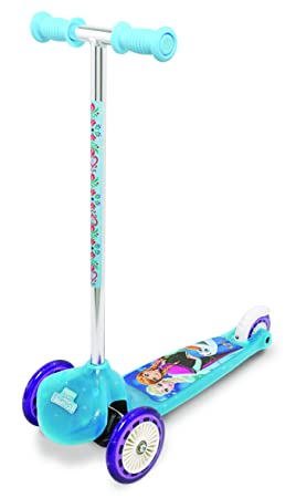 Smoby 7600750213 - Patinete Twist Disney Frozen: Amazon.es ...