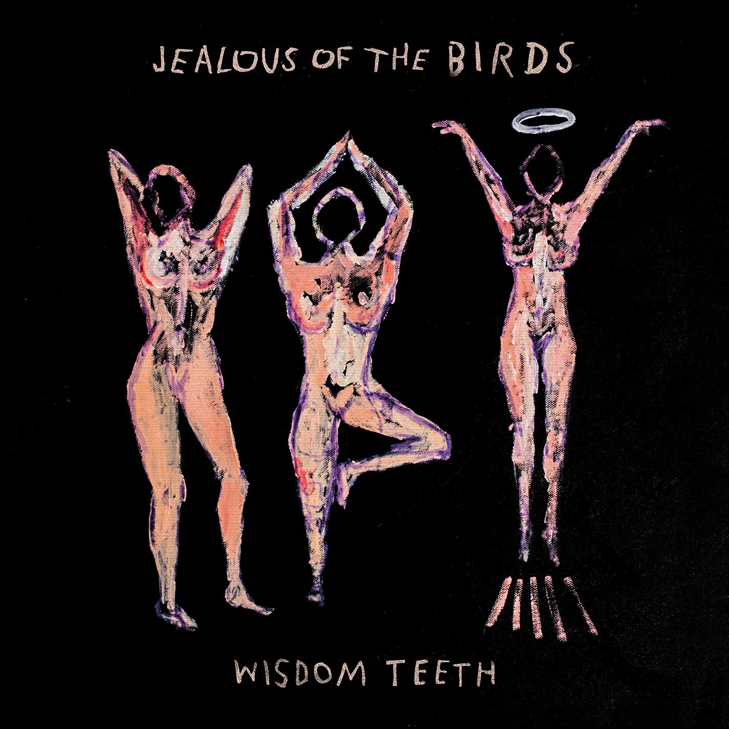 Vinilo : Jealous of the Birds - Wisdom Teeth (LP Vinyl)