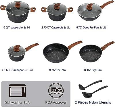 Delmonico's Kitchen Cookware Reviews