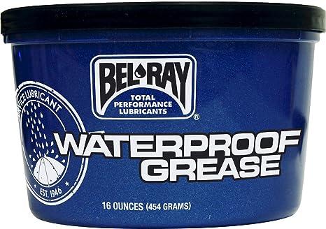 BEL RAY - 36034 : Bel-Ray Grasa Para Rodamientos Resistente Al Agua