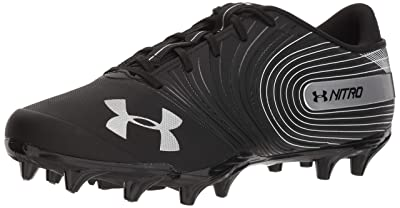 Under Armour Men's Nitro Low MC Football Shoe