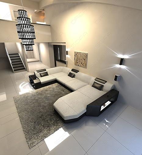 Conjunto de Muebles para Salón Presto en Tela como Moderno ...