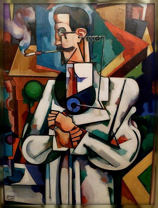 artisoo Untitled (Retrato de Paul Alexander) - Reproducción de ...