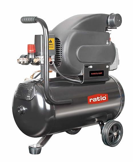 Ratio 696X2 - Compresor Lubricado Ratio Cam-25/2H