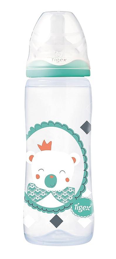 Tigex Botella Col grande Intuición Boy Azul 360 ml: Amazon.es: Bebé
