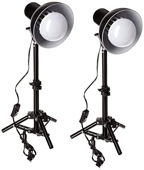 amazon com limostudio 2 sets of 18w led photography table top