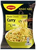 Maggi Magic Asia Instant Nudeln Snack Curry, 65 g Beutel