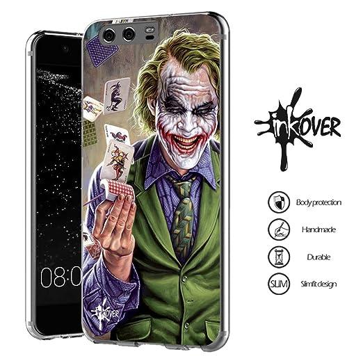 2 opinioni per Custodia Huawei P10 PLUS- INKOVER- Custodia Cover Protettiva Guscio Soft Case