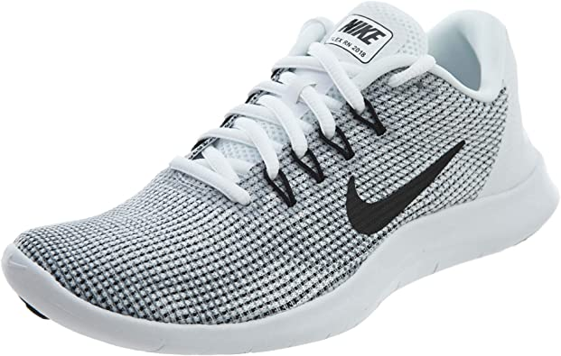 Nike Wmns Flex 2018 RN, Zapatillas para Mujer, Multicolor (White/Black/Cool Grey 001), 39 EU: Amazon.es: Zapatos y complementos